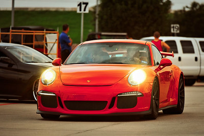 Cars and Coffee - July 2015