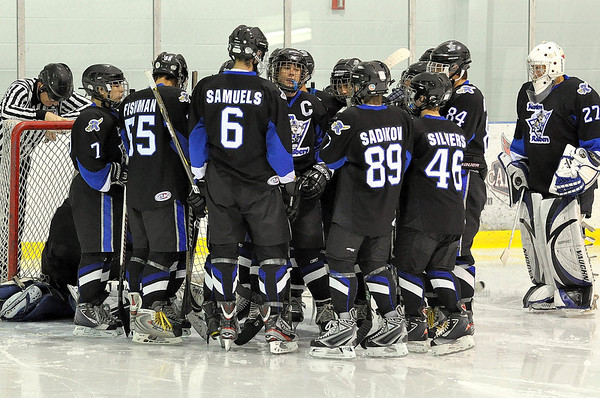 RR-Bantam Blue vs Raleigh10/2/11