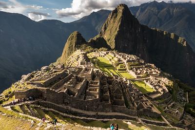 Chile, Peru 2016