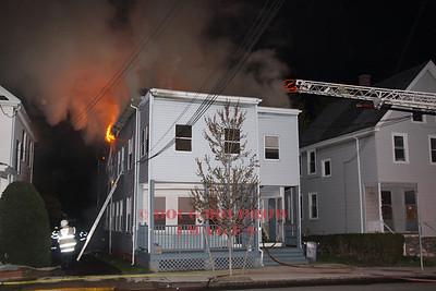 Malden, MA - 3rd Alarm, 481 Lebanon Street, 5-2-11