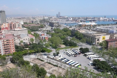 Barcelona April 07
