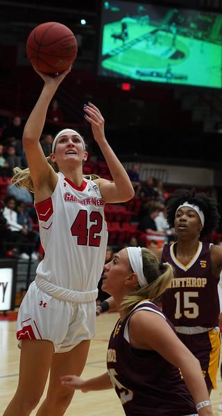 Women's Basketball vs. Winthrop