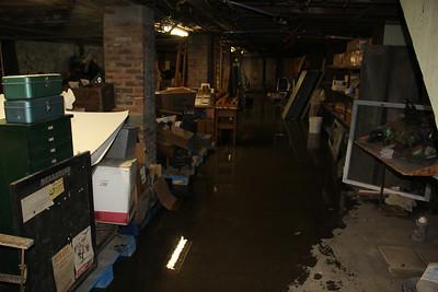 Flooding, Tamaqua Historical Society, Tamaqua (6-27-2013)
