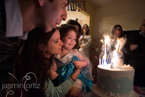 Mila's 2nd Birthday