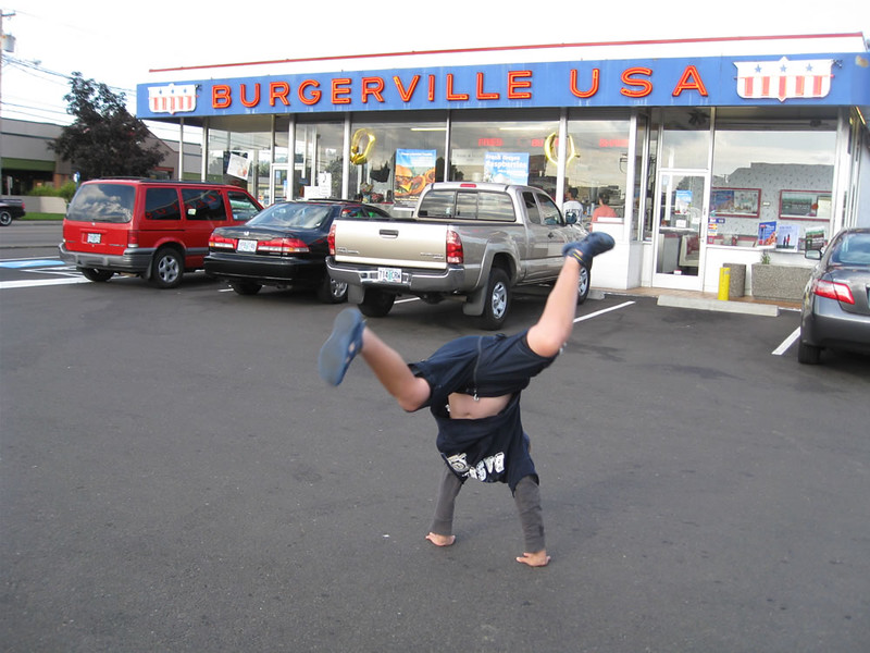 Joshua Ward - Burgerville, Beaverton, Oregon