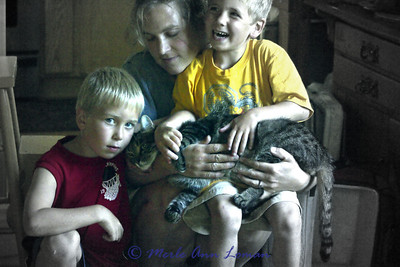 Timmy is full of kitten-grace and love