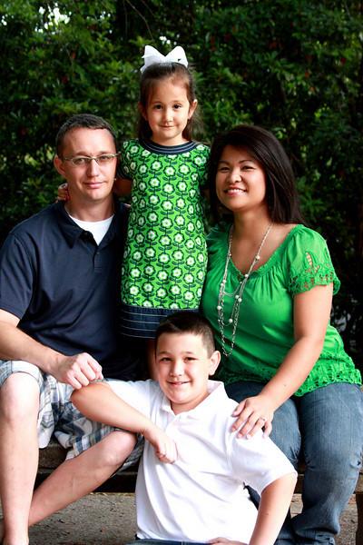 The Vintson Family