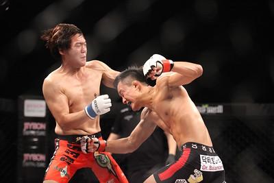 Jo Byung-Ok vs Jo Young-Jun