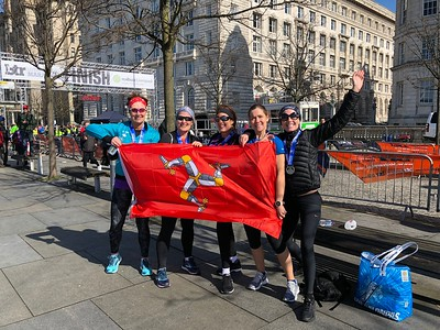 Liverpool Half Marathon 25th March 2018