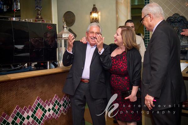 George Madanat's 70th Surprise Birthday Party