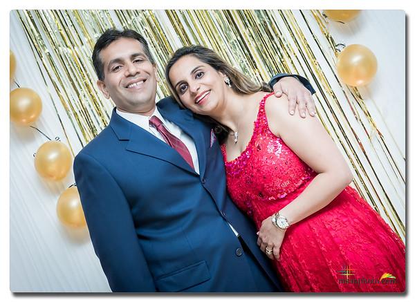 Jay & Ekta Shani's 20th Anniversary