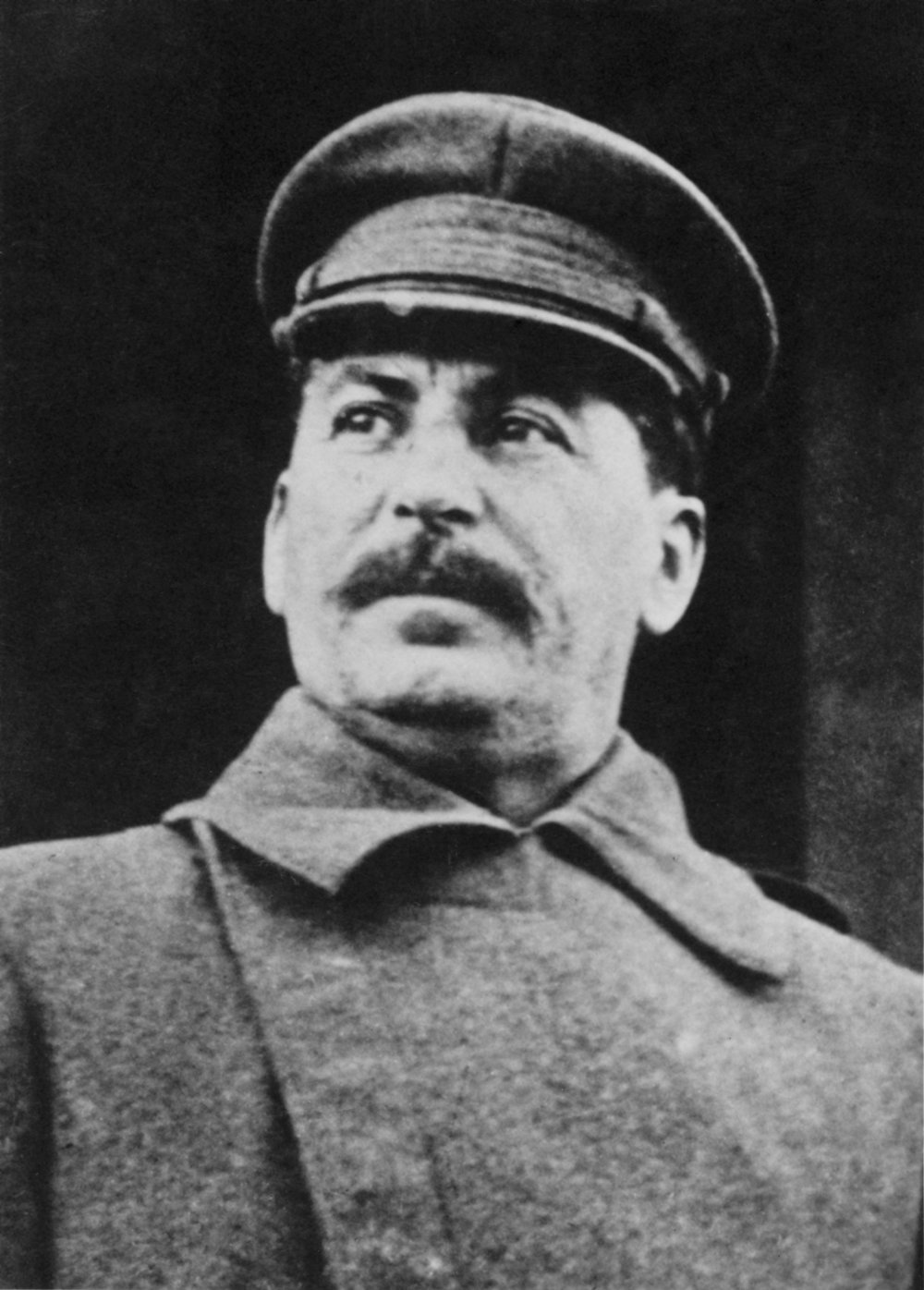 . Joseph Stalin, General Secretary of the Communist Party of the Soviet Union, circa 1930. (Photo by Keystone/Hulton Archive/Getty Images)