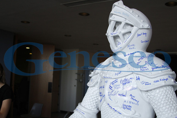 Make Your Mark 2012 - Seniors @ College Union