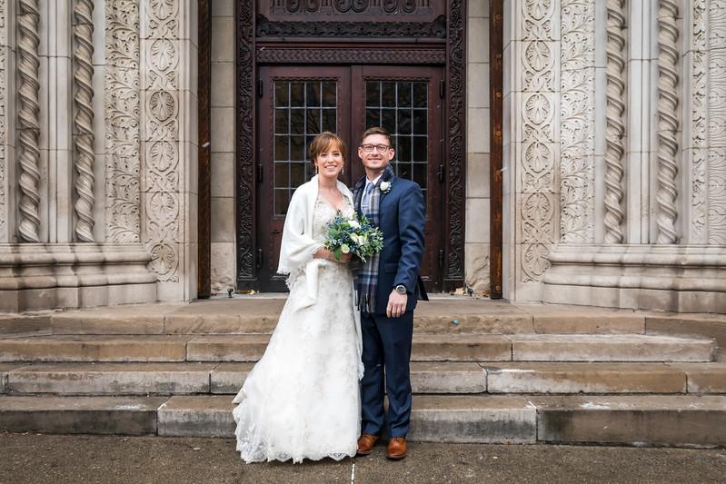 Wedding - Maegan & Brad