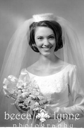 february 13. 1965 jacque & eugene's wedding