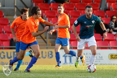 FFA Cup v ANUFC