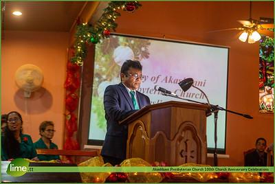 Akashbani Presbyterian 100th Church Anniversary