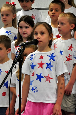 2013-05-24 - First Grade Performance