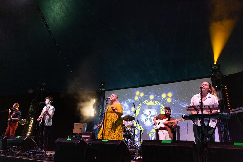 Bluedot Festival, Jodrell Bank Discovery Centre, Macclesfield, Cheshire, UK 21 July 2019
