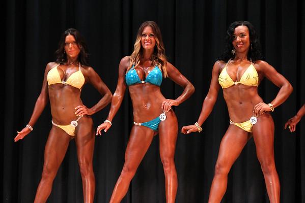 Mid Florida Classic Bikini Prejudging