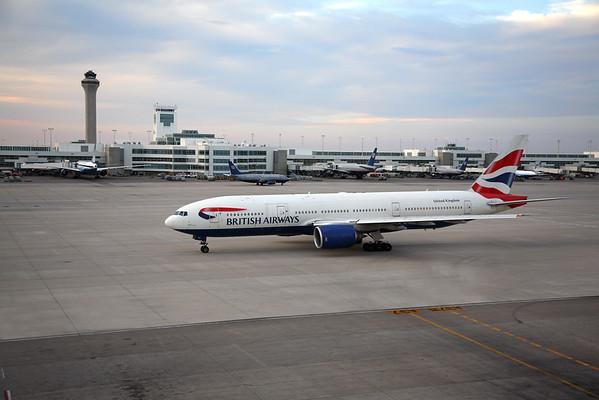 Former British Airways