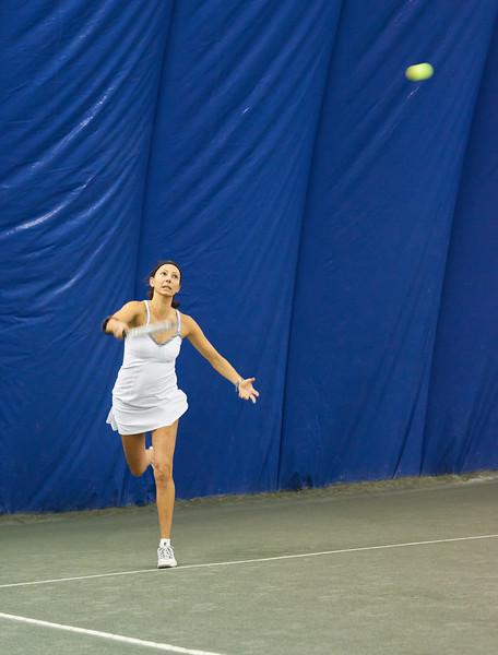 Creative Small Study: Tennis Tournament Fundraiser