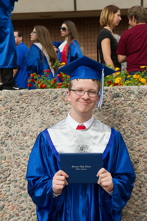 2016-05-18 David MHS Graduation