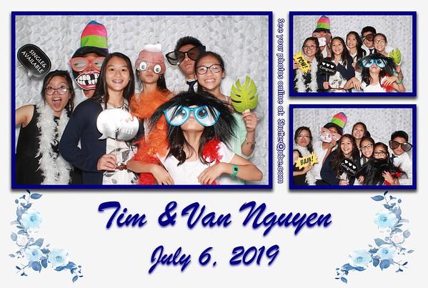 Tim & Van's Wedding 07-06-19