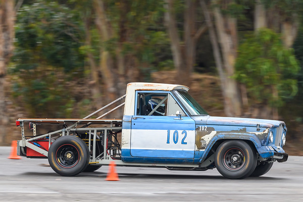 2020 Cow Palace Autocross - August