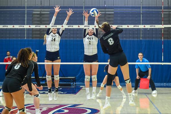 Loyola v Navy - PL Semis - Women's Volleyball 11.17.18