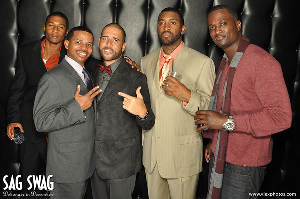 Sag Swag: Debonair in December 12.03.11