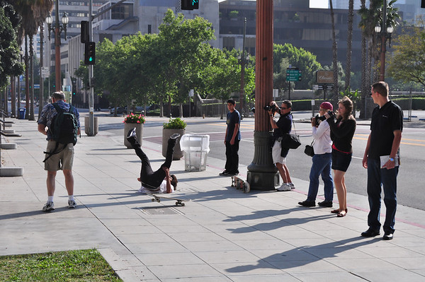 Downtown Los Angeles - Urban Exposure Workshop