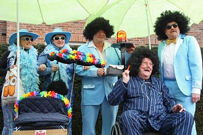 Carnavalstoet Steendorp 2009 - Deel 1