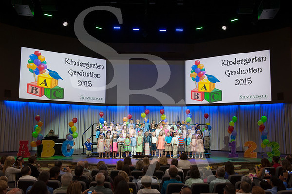 Kindergarten Graduation 2015
