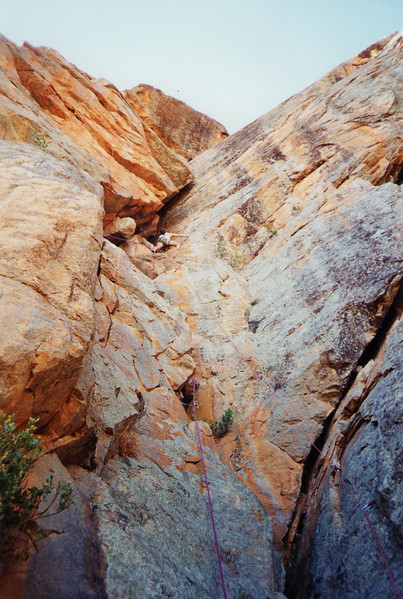 Watchtower Crack, Arapiles
