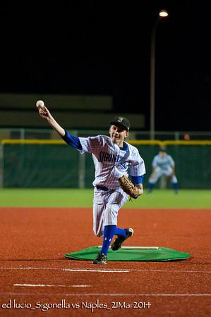 Baseball_Sig vs Naples_21Mar2014