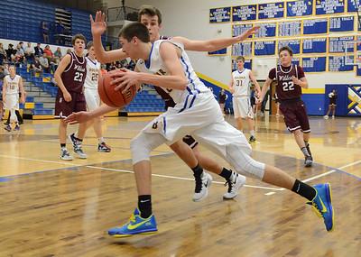 Basketball - Bolivar JV - 2015-16 - Rogersville