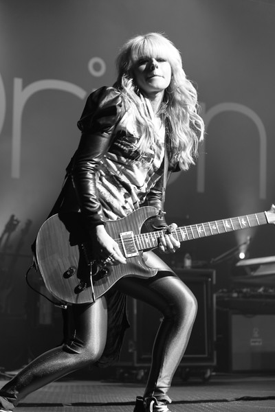 Orianthi - Glam Nation Tour 2010