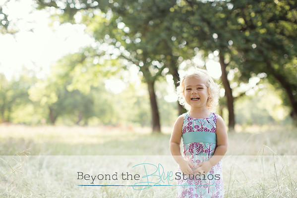 Adelyn 2 Year Old Family Session