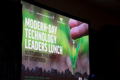 MODERN DAY TECHNOLOGY LEADERS LUNCHEON