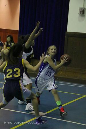 Cunha 6th grade basketball 2015