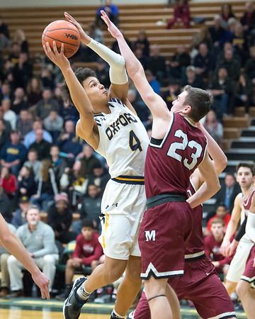 Varsity Basketball vs. Milford 3/5/2019