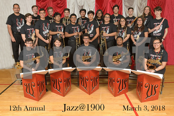 Waltrip Jazz Fest Group Photos 3-3-18