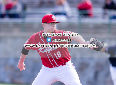 4/3/2017 - Varsity Baseball - St. Johns Prep vs Catholic Memorial