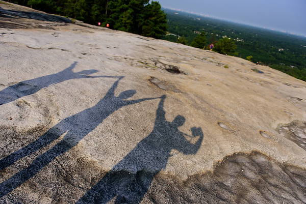 A Stone Mountain Morning!