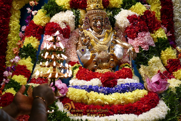 Nei abishegam Sri Canada ayyappan Temple toronto