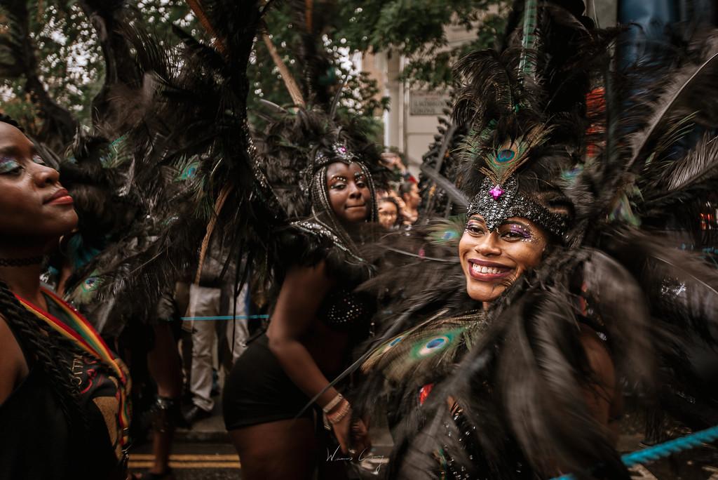 諾丁罕嘉年華介紹與旅行建議 Notting Hill Carnival by旅行攝影師張威廉 Wilhelm Chang