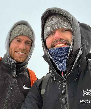 Vermont Hiking January 2020