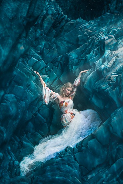 Siren Songs Photographed in Iceland by Sam Breach