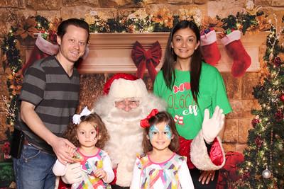 OLGCA CHRISTMAS WITH SANTA